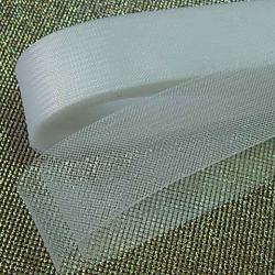 Белый регилин ширина 4см