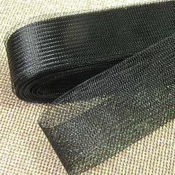 Черный регилин ширина 5см